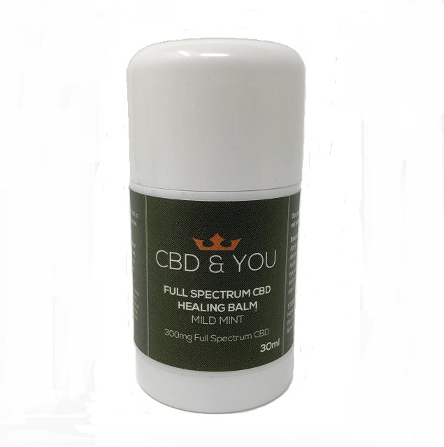 Full Spectrum CBD Balm