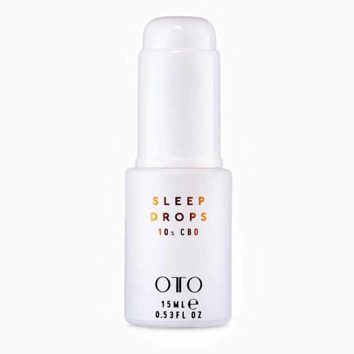 OTO 10% CBD Sleep Drops