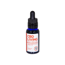 CBD Living Tincture 30ml - 1500mg - 0% THC