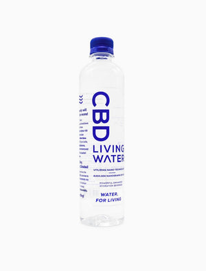 CBD Living Water 500ml Drinks CBD Living