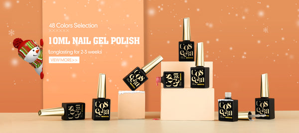 New year is here! Put on new clothes for your nails!