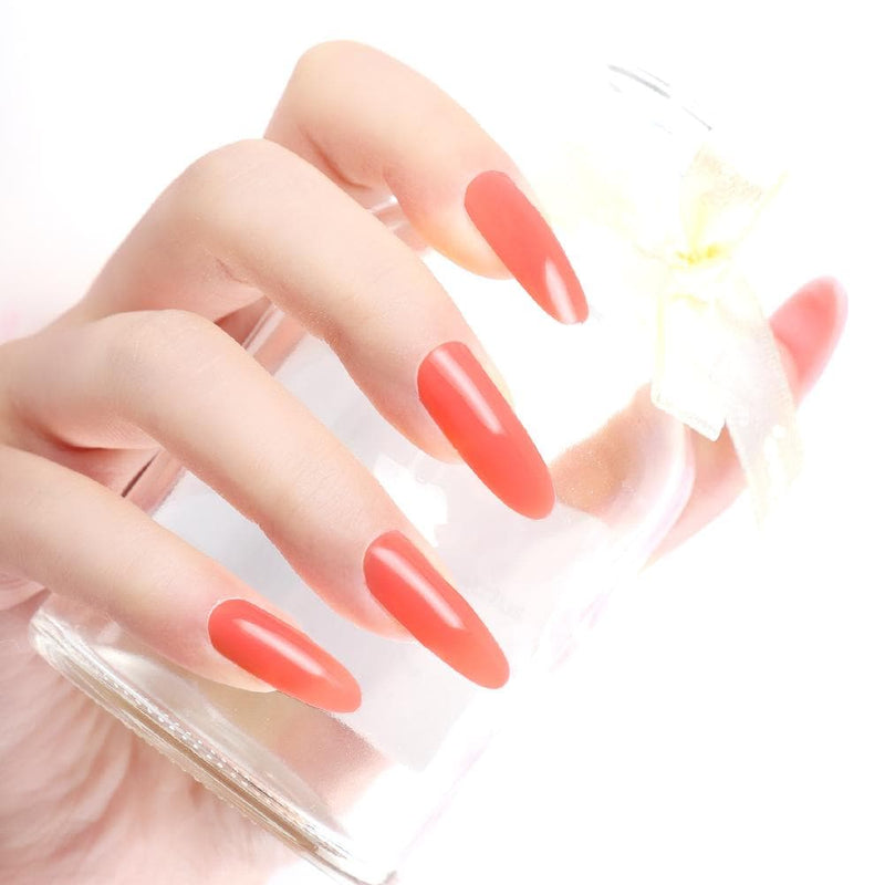 5pc Poly Gel with 36W Nail Lamp