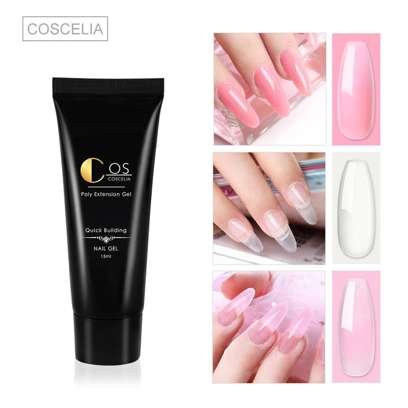 4pc Poly Gel Set