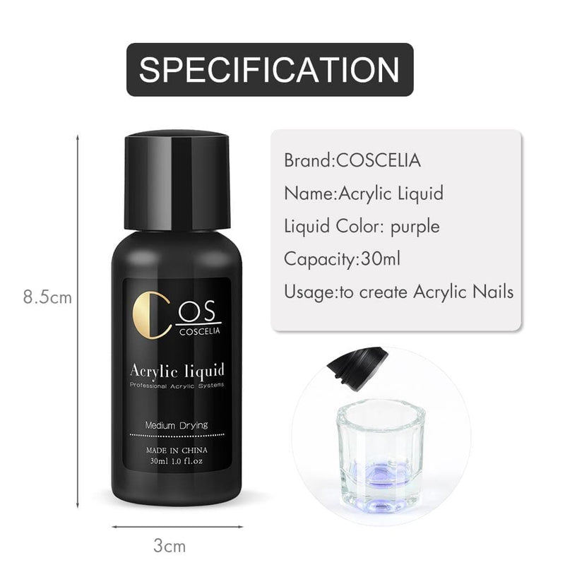 Coscelia 30ml Acrylic Liquid eu