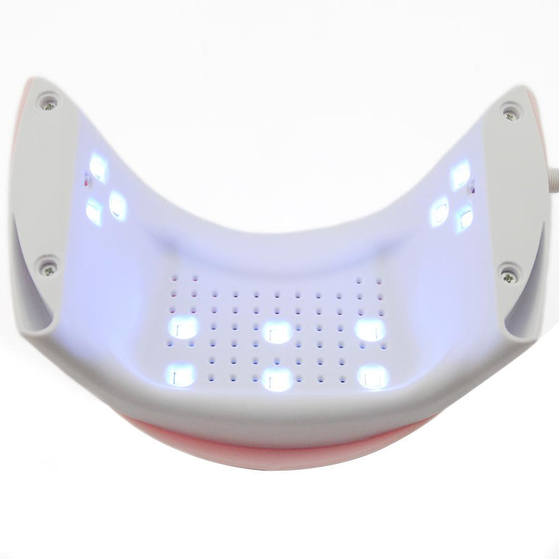 36W LED/UV Nail Lamp with USB Line
