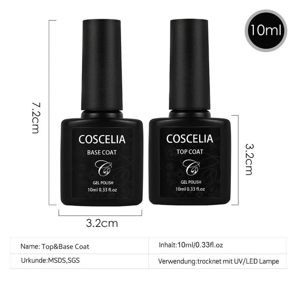 Base & Top Coat 10ml