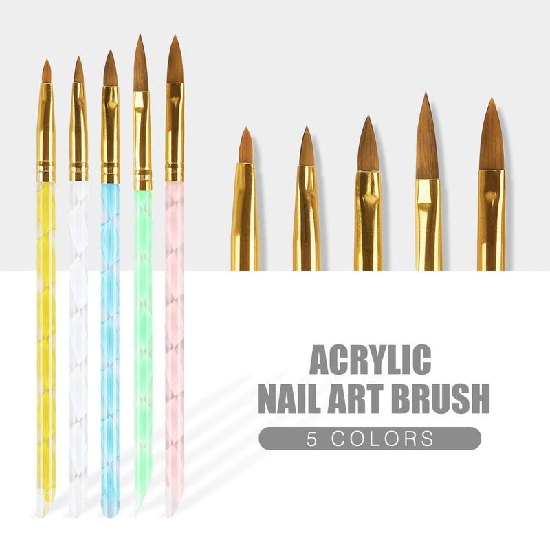 Acrylic UV Nail Art Brush