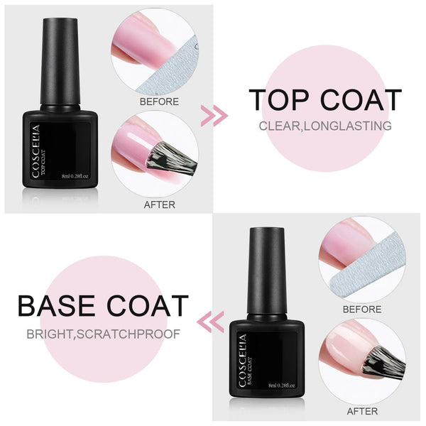 Base & Top coat 8ml