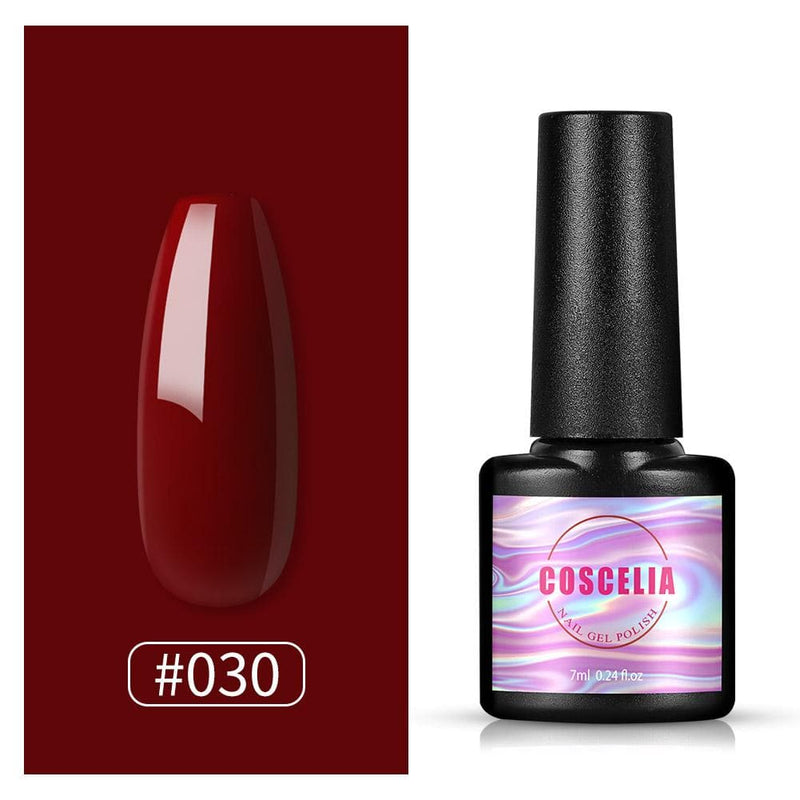 1pc Nail Gel Polish 7ml color 1-32