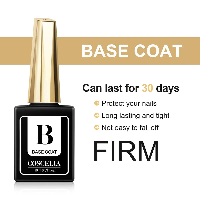 Top & Base Coat 10ml