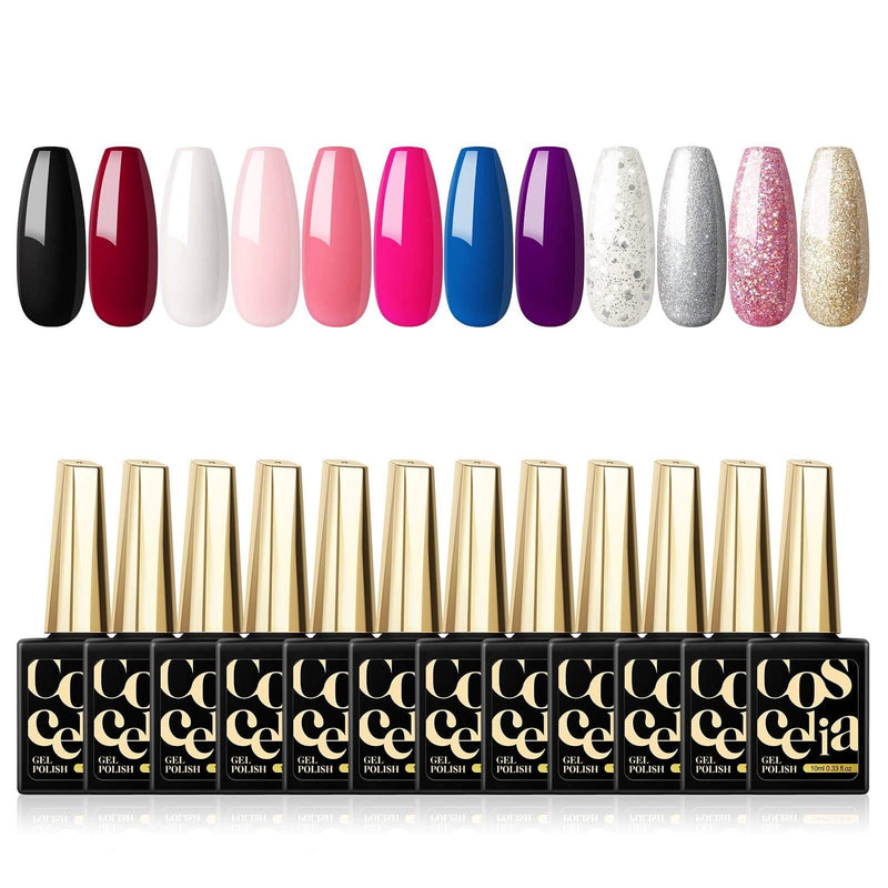 12pc polish gel set 10ml eu