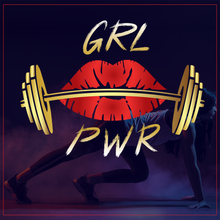 Load image into Gallery viewer, GRL PWR Cherry Lush Lip Gloss