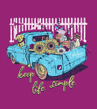 Keep Life Simple - Short Sleeve