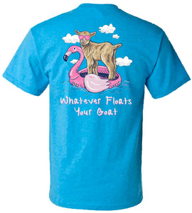 Floats Your Goat - Short Sleeve