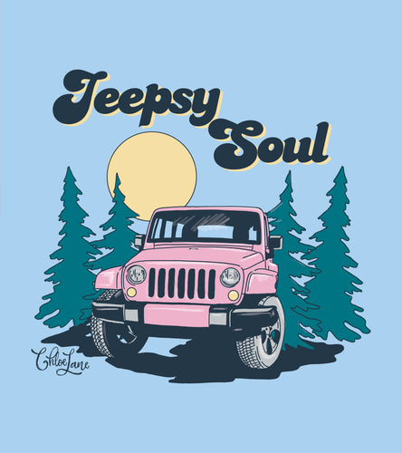 Jeepsy Soul - Short Sleeve