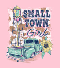 Small Town- Light Pink