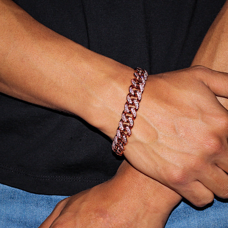 12mm-rose-gold-cuban-link-bracelet