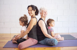 5 Ways My Mom Has Brought Me Into Yoga