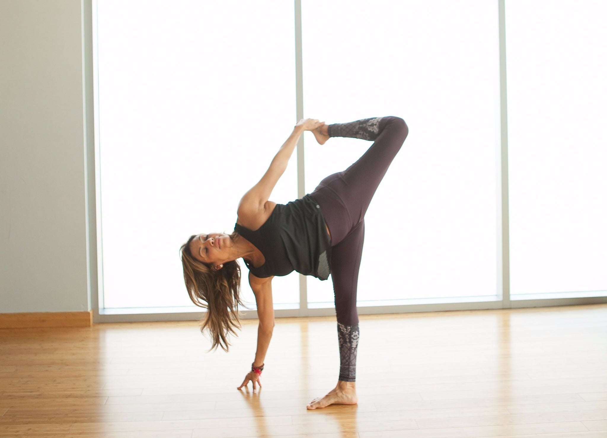 New Kid on the Yoga Block: Desi Bartlett's Tips for Beginner Yogis