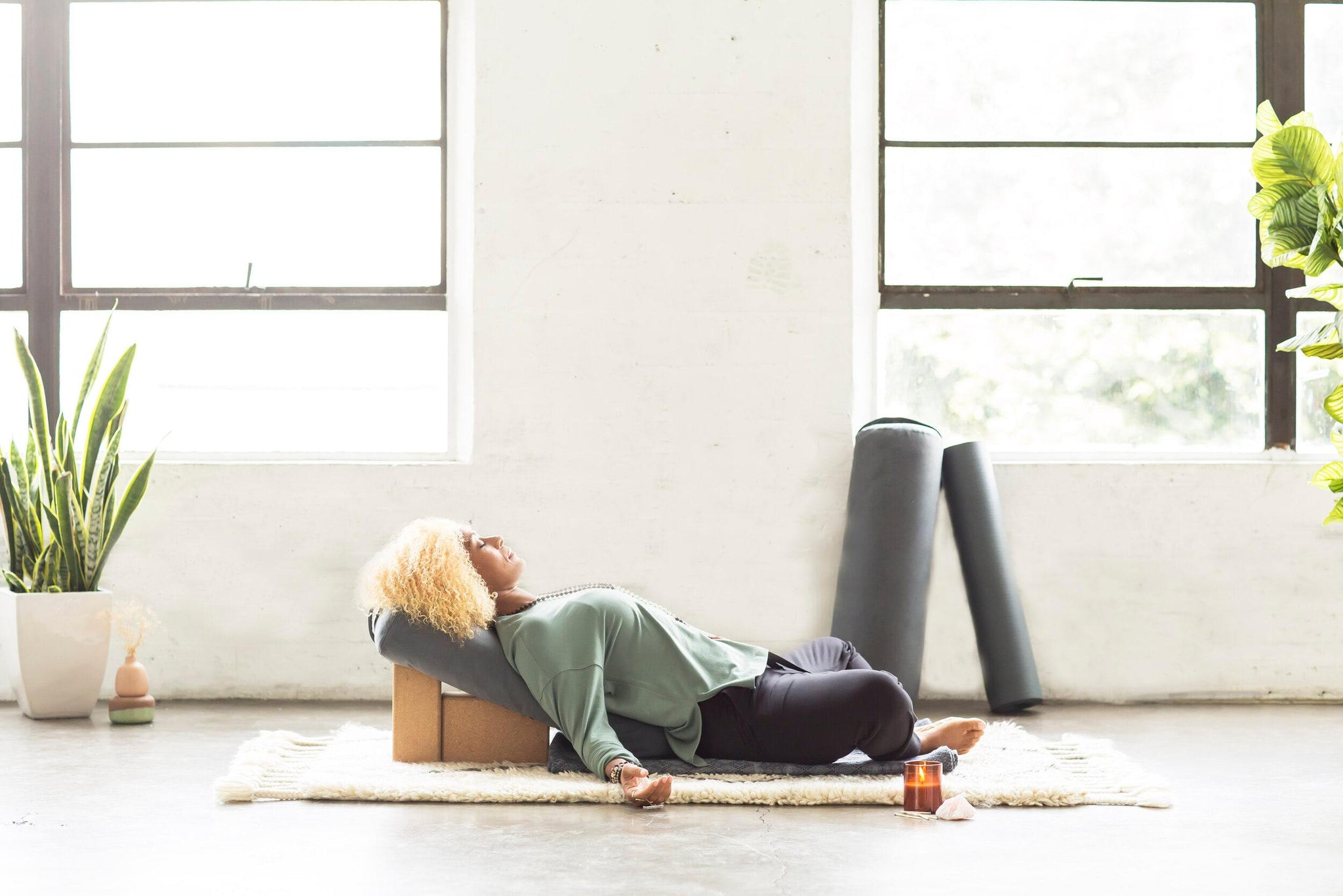 Restorative Yoga: The Power of Slowing Down