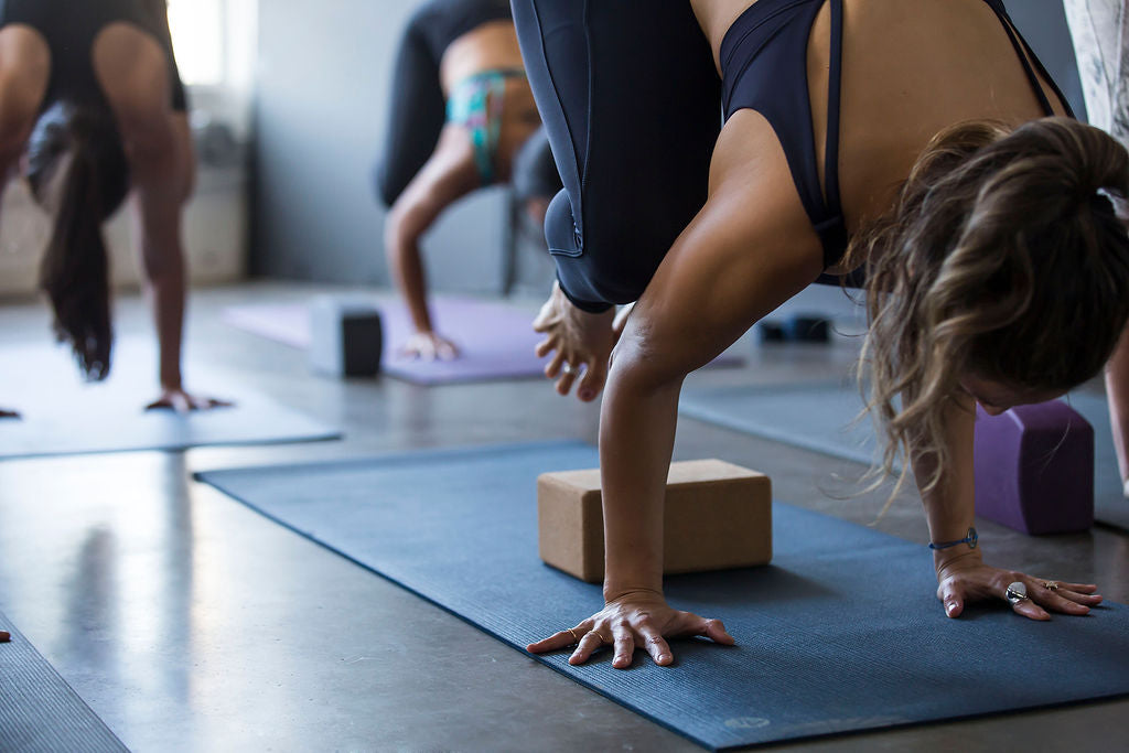 How To Clean & Disinfect Your Yoga Equipment