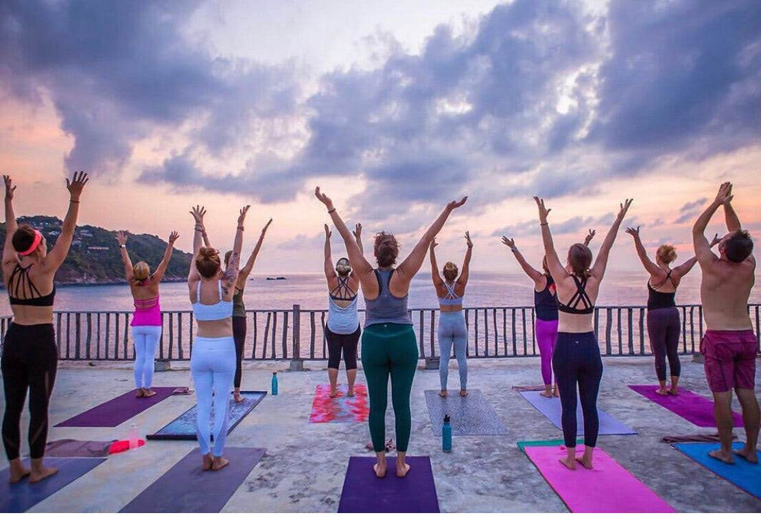 Press Pause: Your Next Yoga Retreat Has Arrived