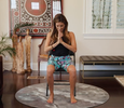 Chair Yoga: The Work From Home Solution