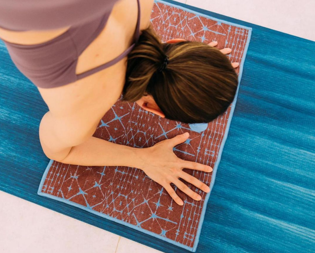A Guide To Yoga Towels