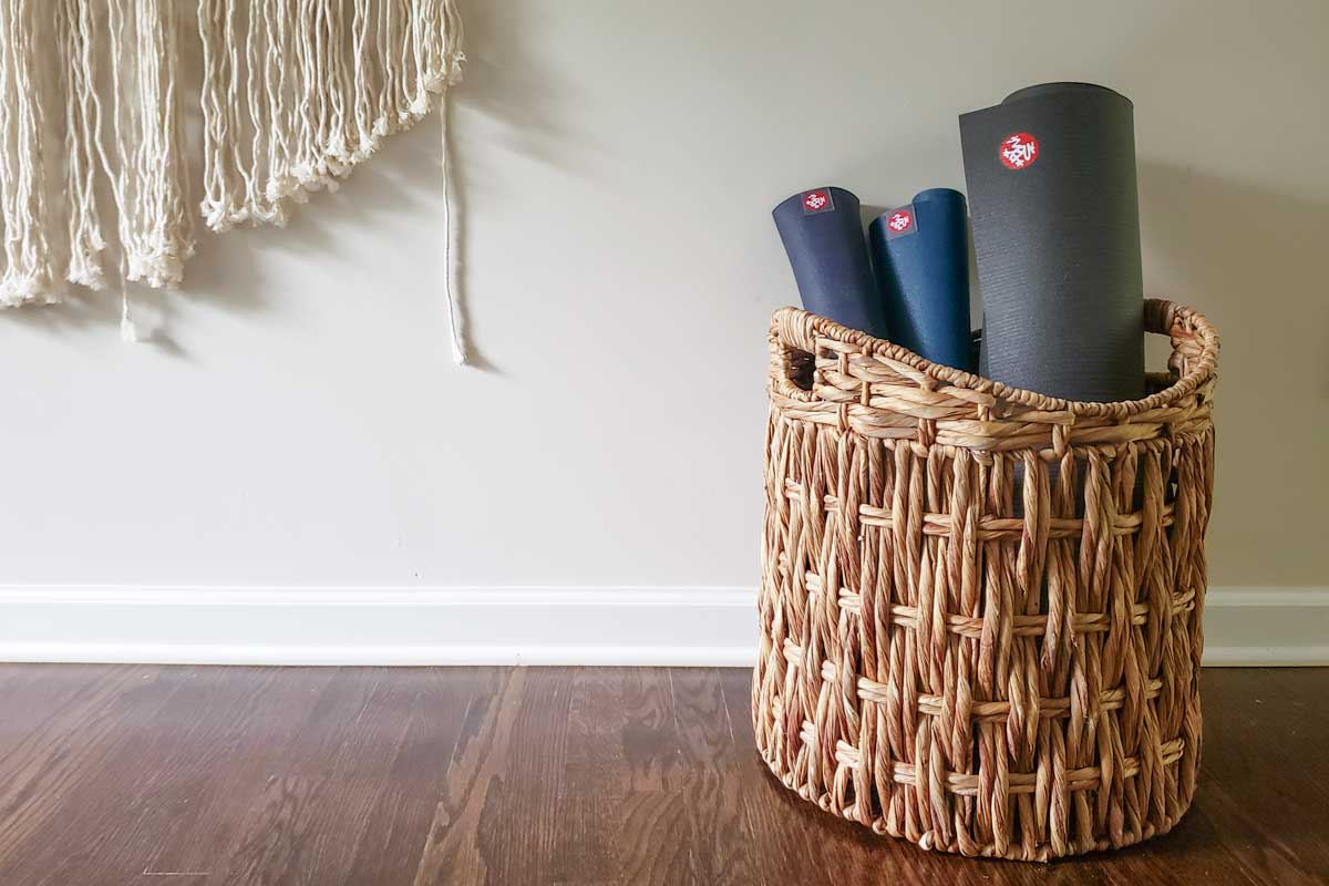 How To Create An At Home Yoga Space Manduka