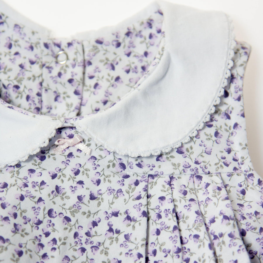 Lucy Collar Dress - Baby Couture Co.