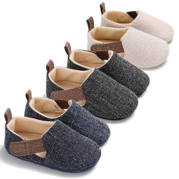 Non-Slip Baby Crib Shoes - Baby Couture Co.