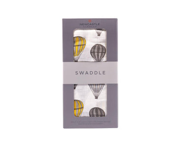 Hot Air Balloon Swaddle - Baby Couture Co.