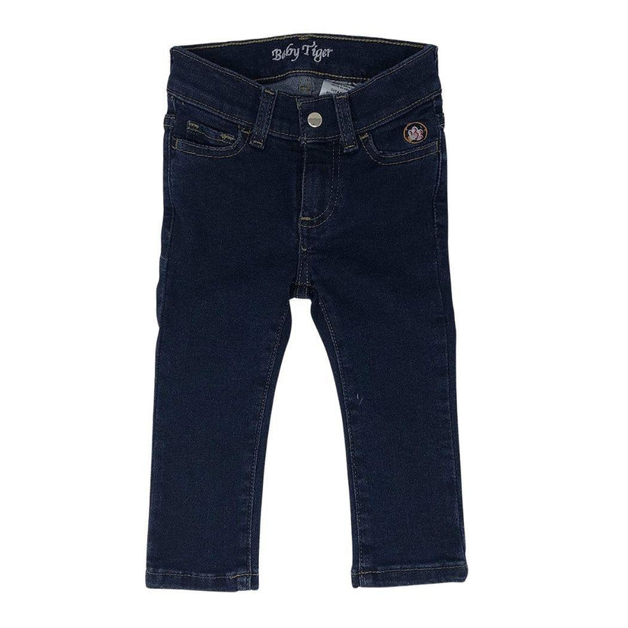 Dark Stone Slim Fit Jeans - Baby Couture Co.