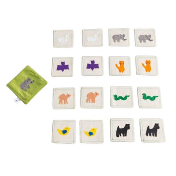 Land Animal Memory Game - Baby Couture Co.