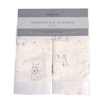 Corgi Blankie - Set of 2