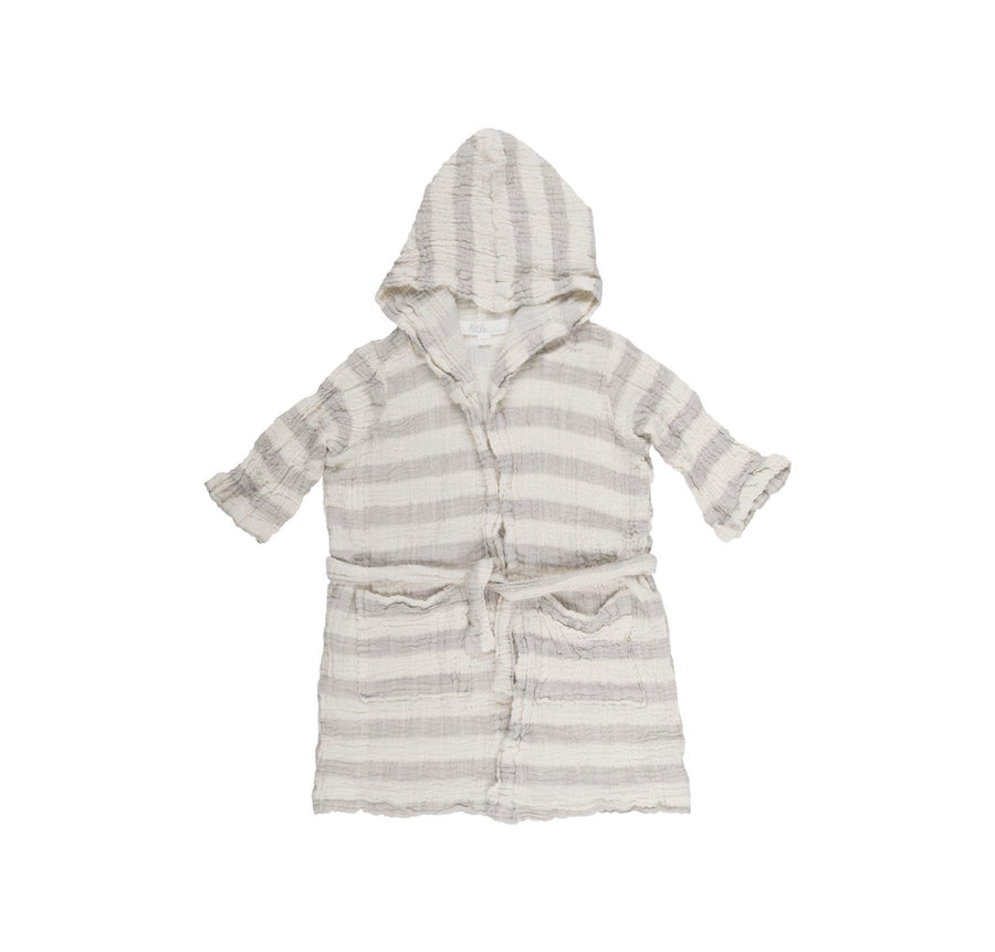 Striped Baby Robe - Baby Couture Co.