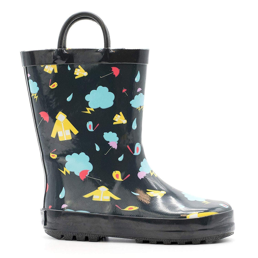 Waterproof Rain Boots - Rainy Day - Baby Couture Co.