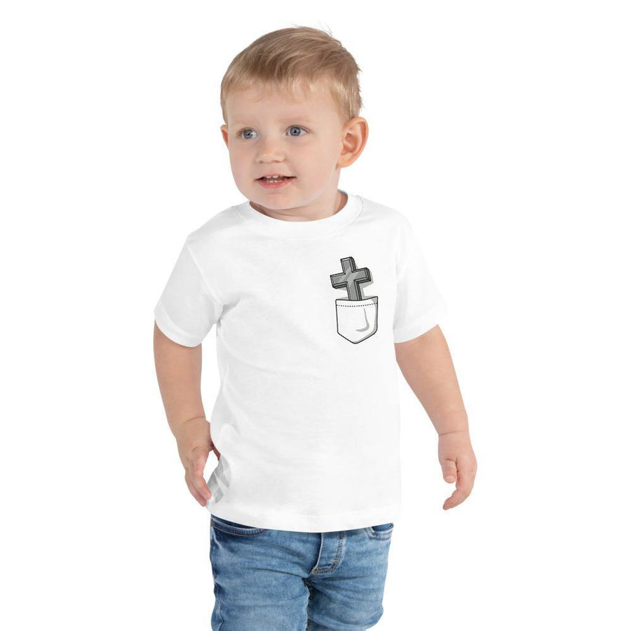 Pocket Cross Tee - Baby Couture Co.