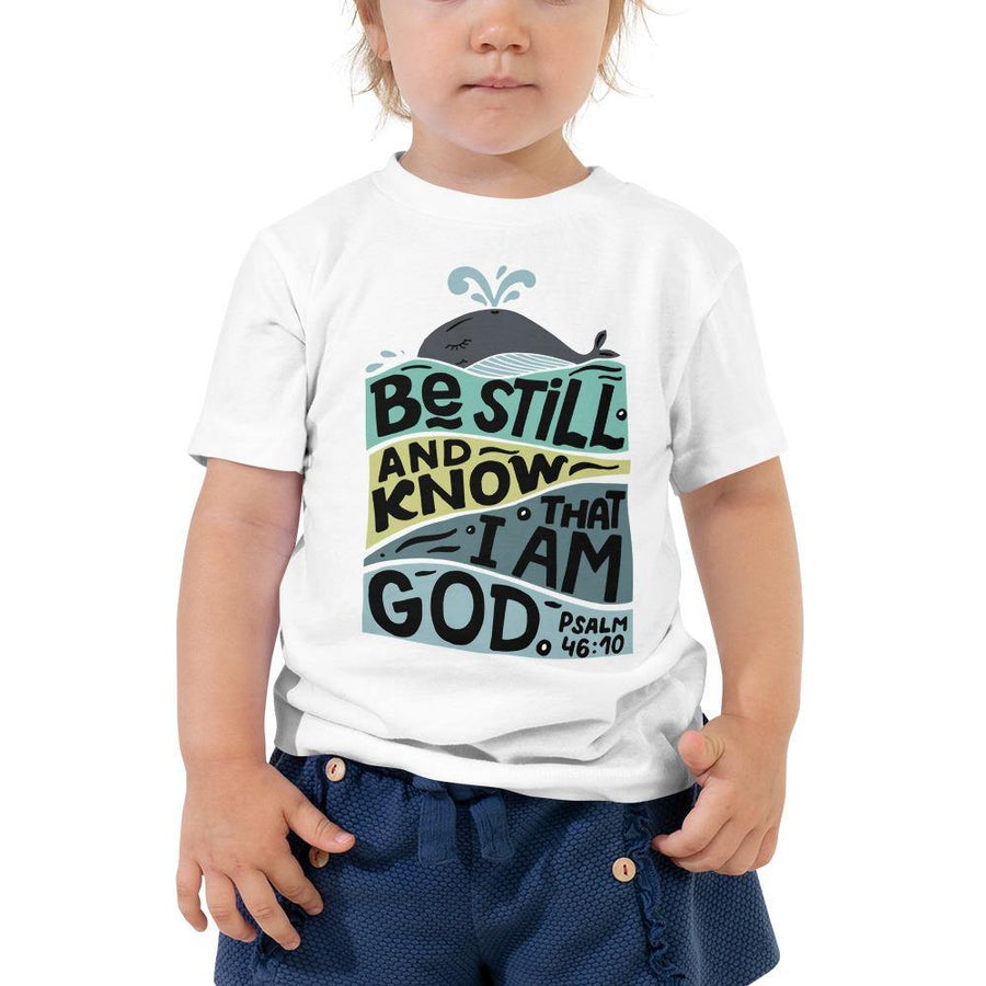 Be Still and Know Tee - Baby Couture Co.