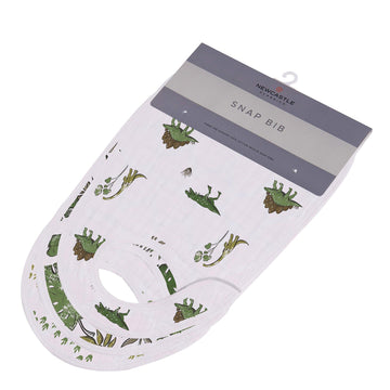 Dino Days Snap Bibs - Set of 3 - Baby Couture Co.