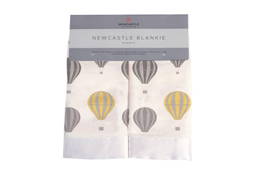 Hot Air Balloon Blankie - Set of 2 - Baby Couture Co.