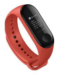 pulsera xiaomi mi band chile