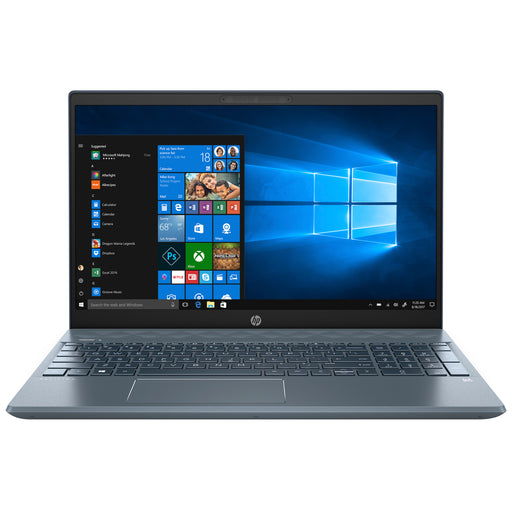 Notebook Hp Amd Ryzen 5 8gb 512gb Ssd W10 15,6´ Fhd Ips