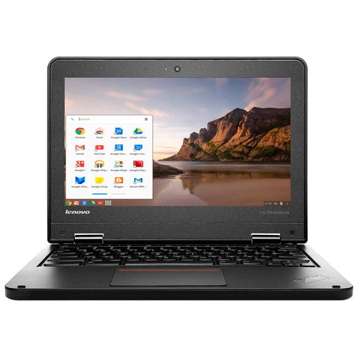Notebook Chromebook Lenovo Thinkpad Celeron 4gb 16gb 11.6""