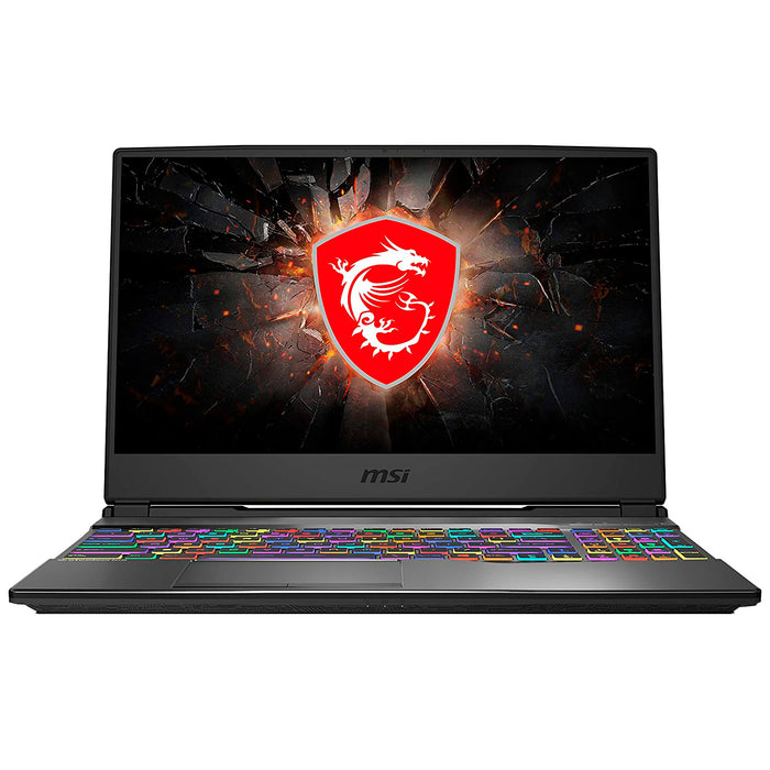 Notebook Gamer MSI Leopard GP65 i7 16GB 512GB SSD GTX 1660Ti 6GB 120Hz 15,6""