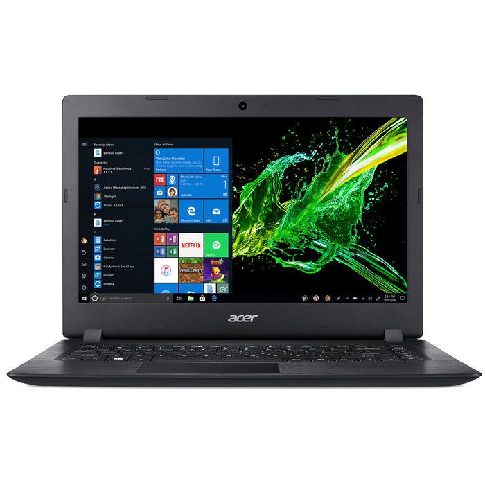 Notebook Acer AMD A9 8GB Ram 256GB SSD Win10 14""