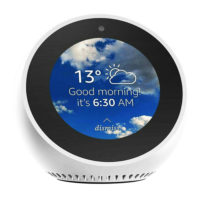 Amazon Echo Spot Pantalla Inteligente Con Alexa