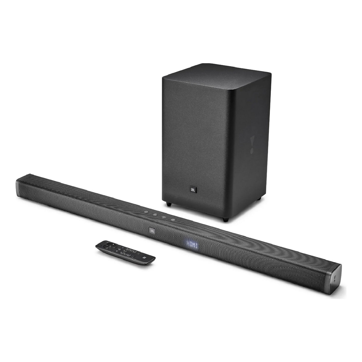 Soundbar JBL Subwoofer 2.1 300w RMS Bluetooth