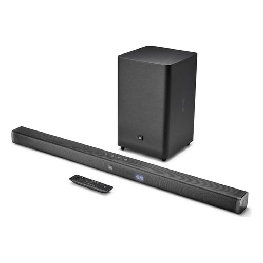 Soundbar JBL Subwoofer 3.1 450w RMS Bluetooth