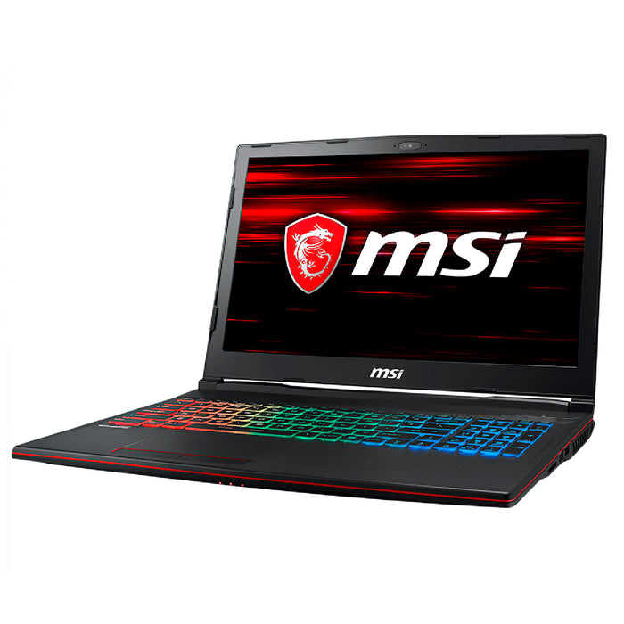 Notebook Gamer Msi Leopard I7 16gb 1tb+256ssd Gtx1060 6gb